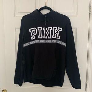PINK Quarter Zip Sweatshirt